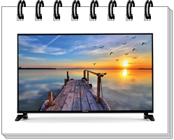 Panasonic H-32F250DX 32 Inches HD Ready LED TV
