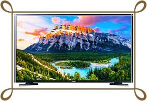Samsung 43 Inches Full HD LED TV UA43N5010ARXXL