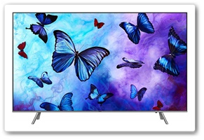 Samsung 55 Inches Q Series 4K UHD QLED Smart TV QA55Q6FN
