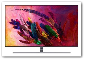 Samsung 55 Inches Q Series 4K UHD QLED Smart TV QA55Q7FNAK