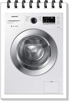 Samsung 6.5 kg Fully-Automatic Front Loading Washing Machine - best washing machine under 30000, best washing machine under 30000 in india 2020, best washing machine under 30000 rs