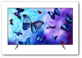 Samsung 65 Inches Q Series 4K UHD QLED Smart TV QA65Q6FNAK