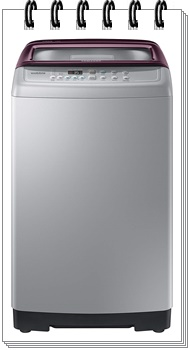 Samsung 7 kg Fully-Automatic Top Loading Washing Machine - best top load washing machine under 20000