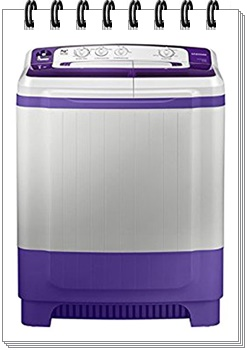Samsung 8.5 kg Semi-Automatic Top Loading Washing Machine - best top load washing machine under 20000