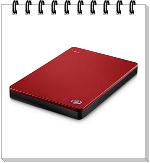 Seagate 5TB Backup Plus USB 3.0 External Hard Drive