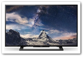 Sony Bravia 40 Inches Full HD LED TV KLV-40R252F