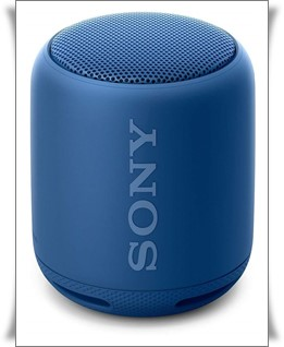 Sony Extra Bass SRS-XB10 Portable Splash-proof Wireless Speakers with Bluetooth and NFC