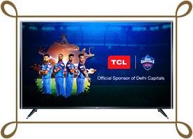 TCL 43 inches 4K UHD Smart LED TV 43P65US