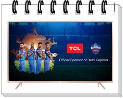 TCL 55 Inches 4K UHD LED Smart Certified Android TV L55P2MUS