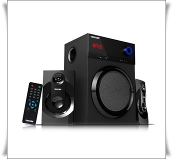 Truvison SE-2099BT 2.1 Multimedia Speaker System with Bluetooth USB FM AUX MMC