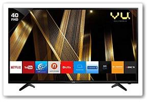 VU 40 Inches Full HD Smart LED TV 40 PL