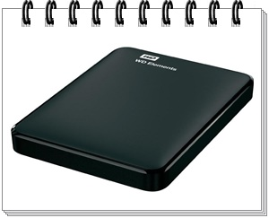 WD Elements 1TB USB