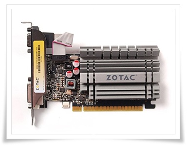 Zotac NVIDIA GeForce GT730 4GB DDR3 Graphic Card