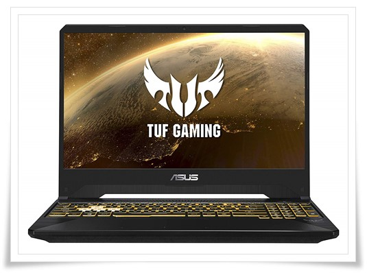 ASUS TUF Gaming FX705DT 15.6 FHD 120Hz Laptop