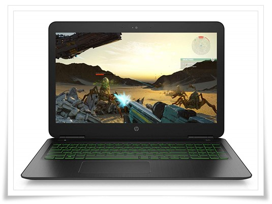 HP Pavilion 15-BC514TX 2019 15.6-inch Gaming Laptop