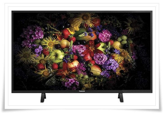 Panasonic 43 Inches 4K UHD LED Smart TV TH-43FX600D