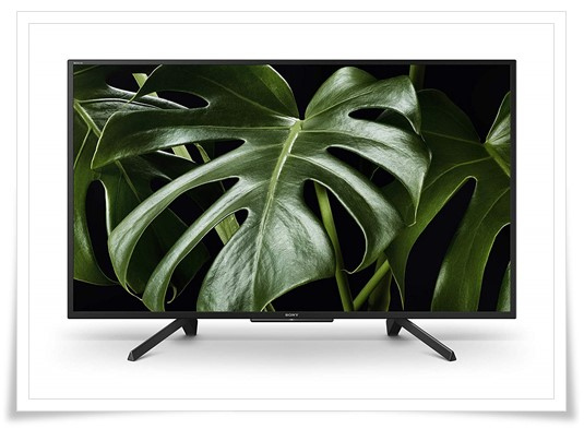 Sony Bravia 43 inches Full HD LED Smart TV KLV-43W672G