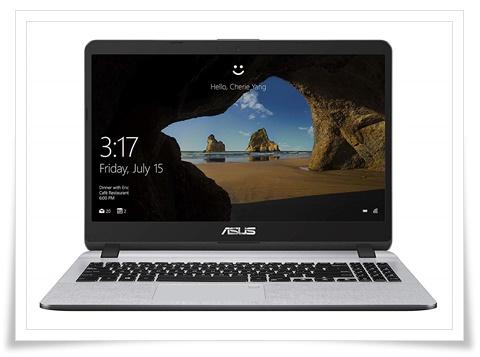 Asus Vivobook X507UA Intel Core I5 8th Gen 15.6-Inch X507UA-EJ859T Laptop - best laptop under 50k rs