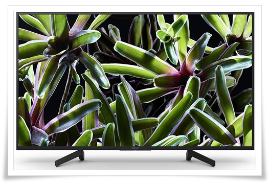 Sony 43-Inch KD-43X7002G 4K Ultra HD Smart LED TV
