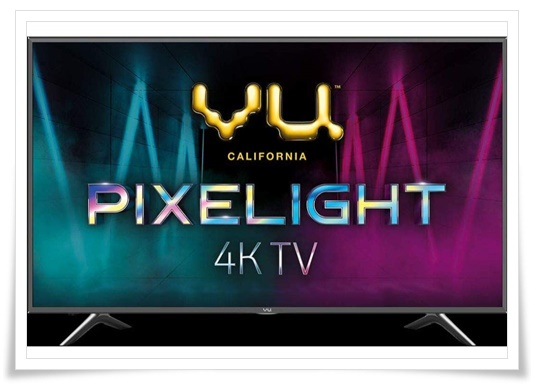 VU 65 Inches 65BPX 4K Ultra HDR Smart LED TV