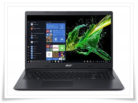Acer Aspire 3 Thin A315-54 15.6-inch Full HD Laptop
