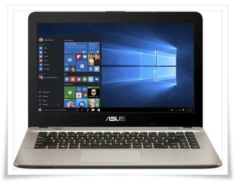 Asus X441UA-GA508 Intel Core i3 14 inch Laptop - best laptop under 25000, best laptop under 25k, best laptop under 25000 in india 2020