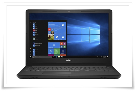 Dell Inspiron 3567 Intel Core i3 7th Gen 15.6-inch FHD Laptop