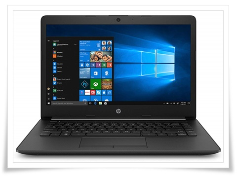 HP 14 Pentium Gold 14-inch Thin and Light Laptop - best laptop under 25000, best laptop under 25k, best laptop under 25000 in india 2020
