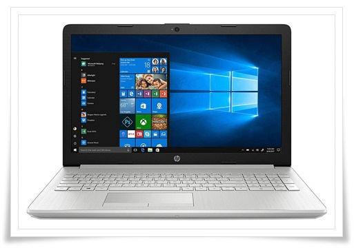 HP 15 Core i3 7th gen 15-DA0326TU 15.6-inch Laptop