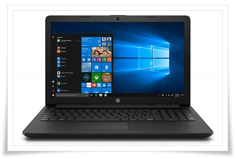 HP 15 DA0389TU 15.6-inch Laptop - best laptop under 25000, best laptop under 25k, best laptop under 25000 in india 2020