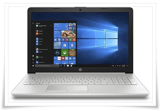 HP 15 Ryzen R3 15-db0186AU 15.6-inch Full HD Laptop