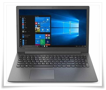 Lenovo Ideapad S145 81MV0091IN Intel Core I3 8th Gen 15.6-inch Thin and Light FHD Laptop