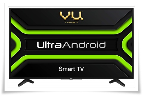 Vu 40 Inch 40GA Full HD Android LED TV