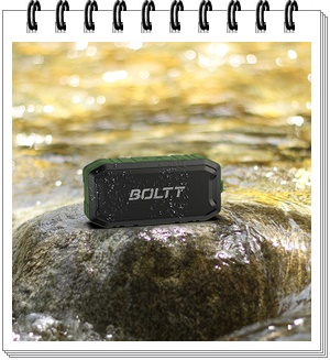 Boltt Xplode 1500 Portable Bluetooth Outdoor Speaker - best bluetooth speakers in india under 2000, best bluetooth speaker under 2000, best bluetooth speakers under 2000 2020