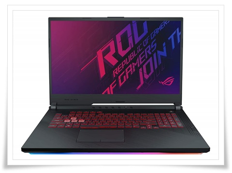 ASUS ROG Strix G G731GT 17.3-Inch FHD Gaming Laptop