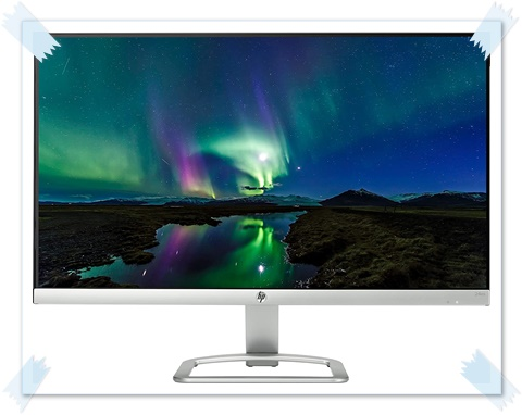 HP T3M79AA 23.8 inch Ultra-Thin Edge to Edge LED Monitor - best monitor under 15000, best gaming monitor under 15000, best 24 inch monitor under 15000, best monitor under 15k