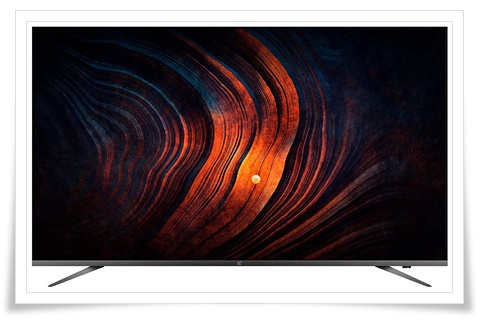 OnePlus U Series 55 inches 55U1 4K Ultra HD LED Smart Android TV