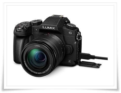 PANASONIC LUMIX DMC-G85MGW-K 4K Digital Camera, 12-60mm Power O.I.S. Lens, 16 Megapixel Mirrorless Camera - best dslr under 60000, best dslr camera under 60000, best dslr camera under 60000 in 2020