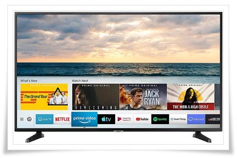 Samsung 55 Inches UA55NU7090KXXL 4K Ultra HD LED Smart TV