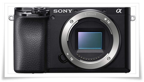 Sony Alpha ILCE 6100 24.2 MP Mirrorless Camera Body only - best dslr under 60000, best dslr camera under 60000, best dslr camera under 60000 in 2020