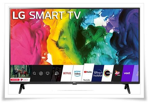 LG 43 inches 43LM5650PTA Full HD LED Smart TV