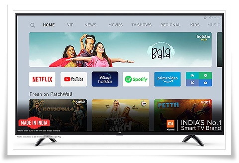 Mi LED TV 4A PRO 43-Inch Full HD Android TV