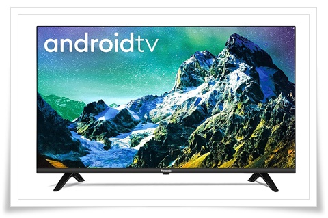 Panasonic 40 inches TH-40HS450DX Full HD Android Smart LED TV