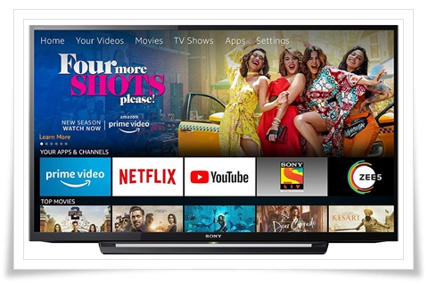 Sony Bravia 40 Inches KLV-40R352F Full HD LED TV