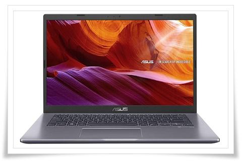 ASUS VivoBook 14 AMD Ryzen 3 3250U M409DA-EK484T 14-inch FHD Compact and Light Laptop
