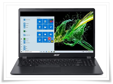 Acer Aspire 3 Intel Core i3-10th Gen A315-56 15.6-Inch Thin and Light Laptop