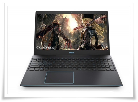Dell G3 3500 Gaming 15.6-inch FHD Laptop