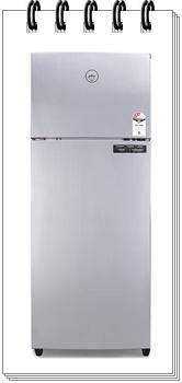 Godrej 290 L 3 Star RF EON 290C 35 RCIF ST RH Inverter Frost-Free Double Door Refrigerator