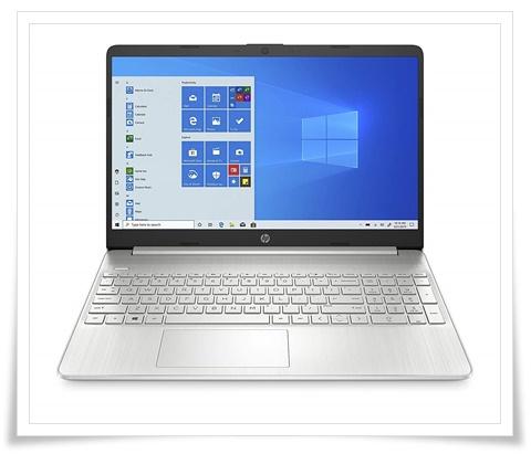 HP 15 10th Gen 15S DU1034TU Intel Core i5 Processor 15.6-inch FHD Laptop