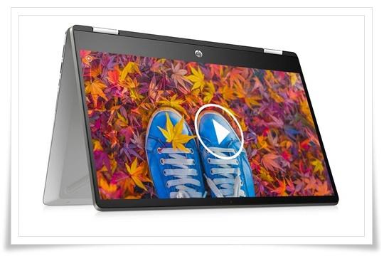 HP Pavilion x360 14-DH1179TU 14-inch Laptop